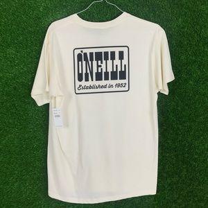 O'Neill Surfing Logo Tee Shirt Modern Fit